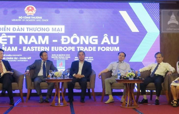 Grandes potenciales de intercambio comercial entre Vietnam y Europa Oriental - ảnh 1
