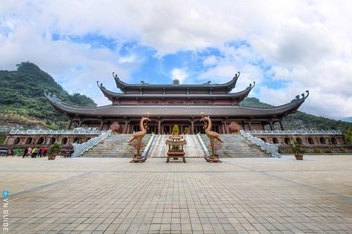 Complejo budista de Tam Chuc, un sitio espiritual esencial - ảnh 2