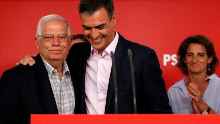 El PSOE gana holgadamente las elecciones europeas en España - ảnh 1
