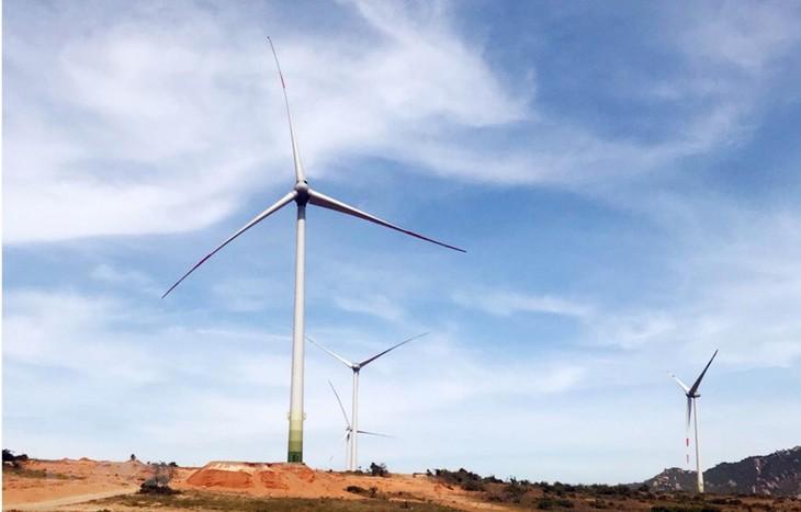 Promueven financiación de proyectos de energía eólica en Vietnam - ảnh 1