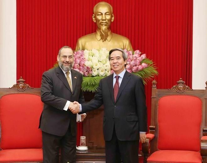 Vietnam desea ampliar y profundizar las relaciones con Estados Unidos - ảnh 1