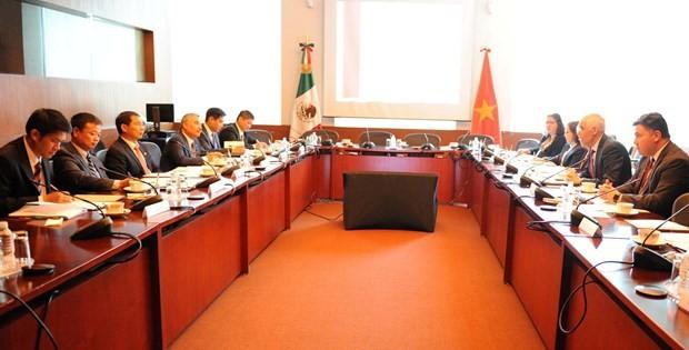Vietnam y México realizan quinta consulta política - ảnh 1