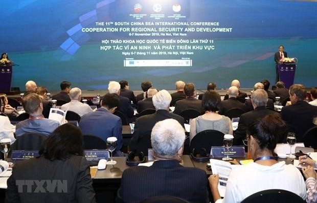 Seminario científico internacional sobre el Mar Oriental, un canal importante para compartir información - ảnh 1