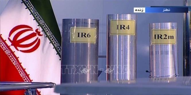 Irán presentará nuevas centrifugadoras nucleares y central eléctrica - ảnh 1