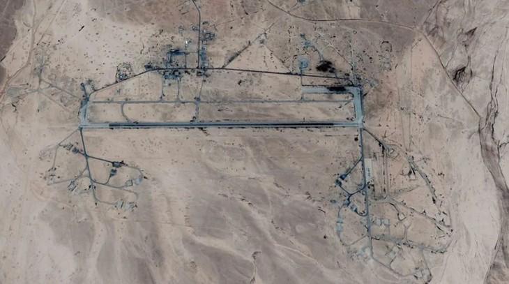 Israel ataca base militar de Siria - ảnh 1