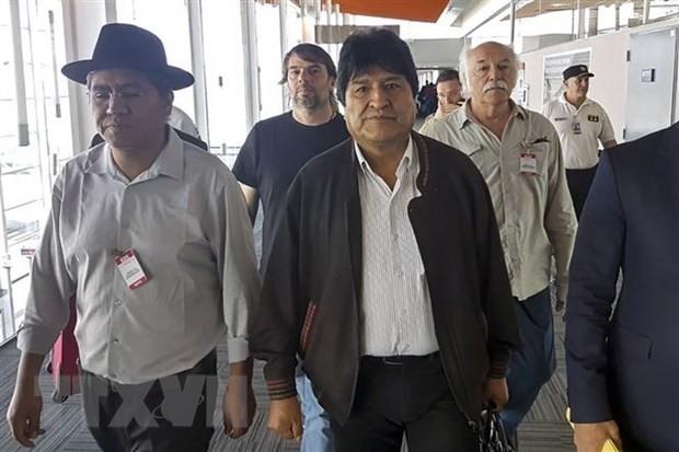 Congreso de Bolivia acepta renuncia de Evo Morales - ảnh 1