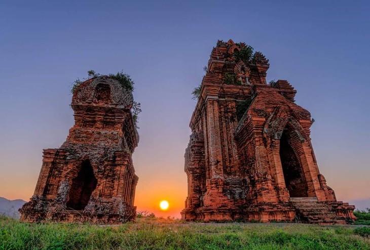 Vestigios de la civilización Cham en Binh Dinh - ảnh 1