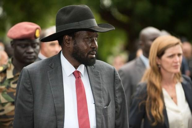 Sudán del Sur anuncia su nuevo gabinete - ảnh 1