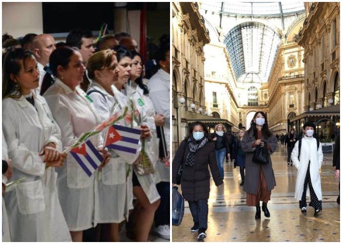 Cuba envía a médicos y enfermeros a Italia para ayudar a enfrentar el Covid-19 - ảnh 1