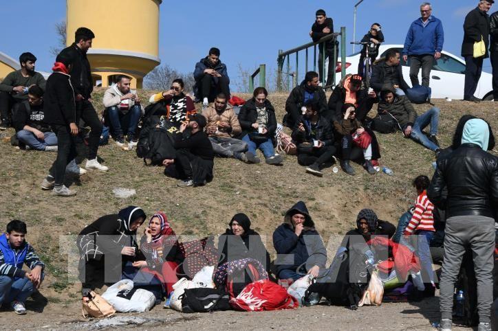 Nueva crisis migratoria en Europa - ảnh 1