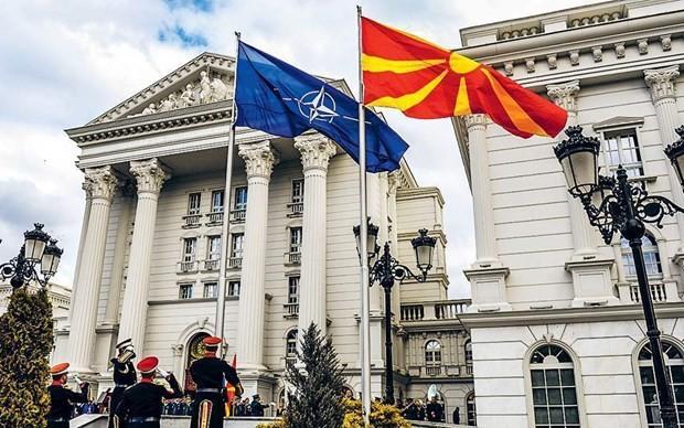 Macedonia del Norte se une a OTAN como trigésimo miembro - ảnh 1