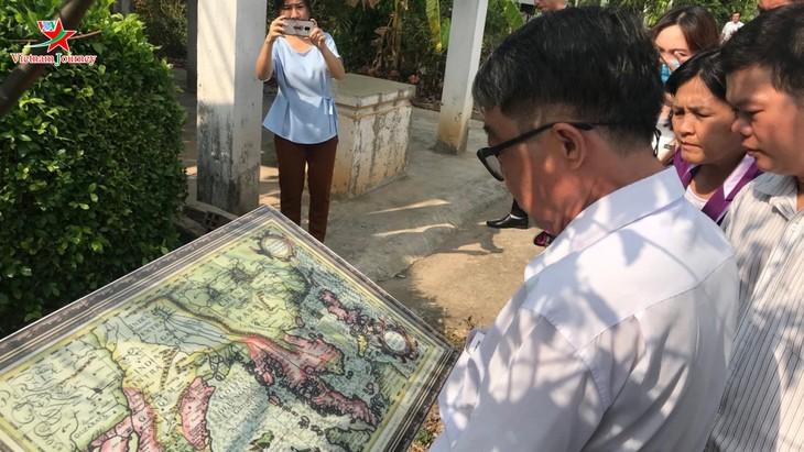 """Visitar la """"vía de mapas"""" en Binh Duong - ảnh 2"""