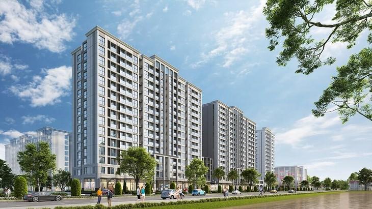 Grupo internacional invierte en inmobiliaria de Vietnam - ảnh 1