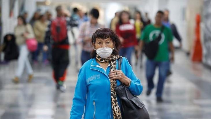 América Latina lidera en cuanto a número de infecciones de covid-19 - ảnh 1