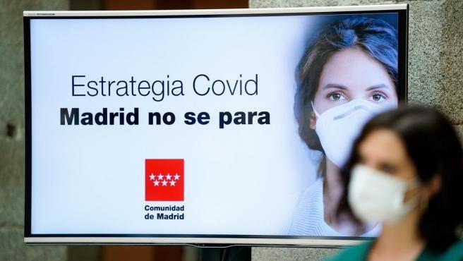 Madrid impone el uso obligatorio de mascarillas - ảnh 1