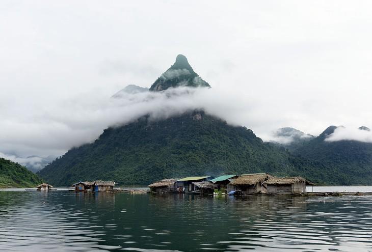Na Hang, un magnífico destino sobre la montaña - ảnh 1
