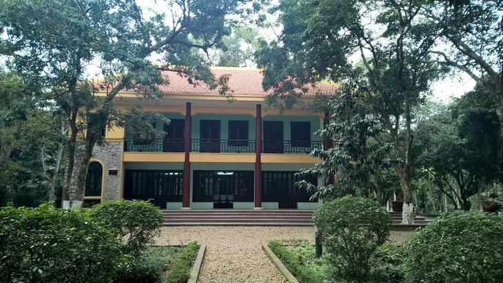 Zona de Reliquias K9, lugar relacionado estrechamente con la vida del presidente Ho Chi Minh - ảnh 1