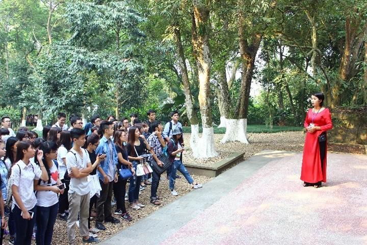 Zona de Reliquias K9, lugar relacionado estrechamente con la vida del presidente Ho Chi Minh - ảnh 2