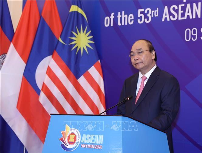 Inauguración de la 53 Reunión de Ministros de Relaciones Exteriores de Asean y sus eventos relacionados - ảnh 1