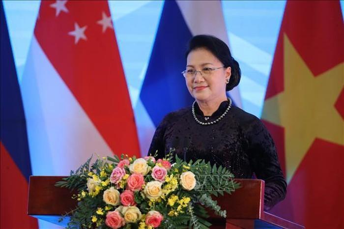 Una nueva visión para la diplomacia parlamentaria de la Asean - ảnh 1