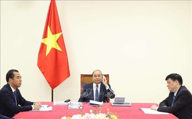 Fortalecimiento de la asociación estratégica entre Vietnam y Alemania - ảnh 1