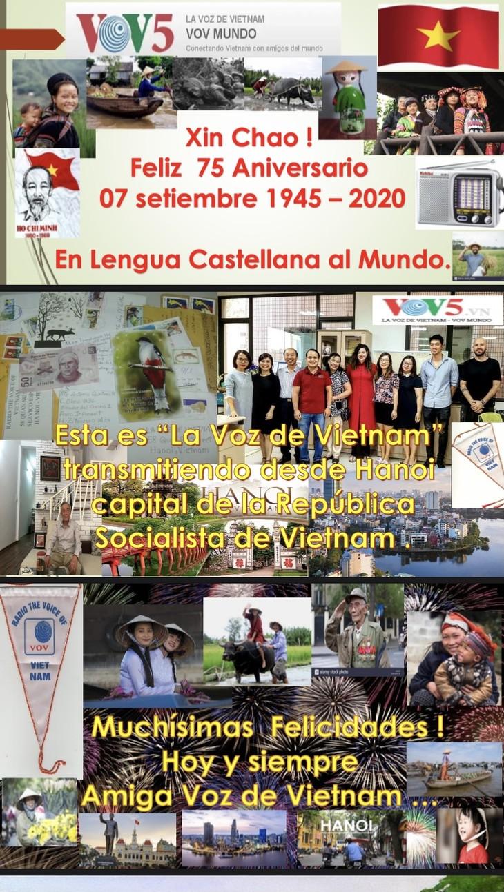 """Concurso """"¿Qué conoce usted sobre Vietnam?"""" contribuye a promover la imagen del país a amigos internacionales - ảnh 2"""