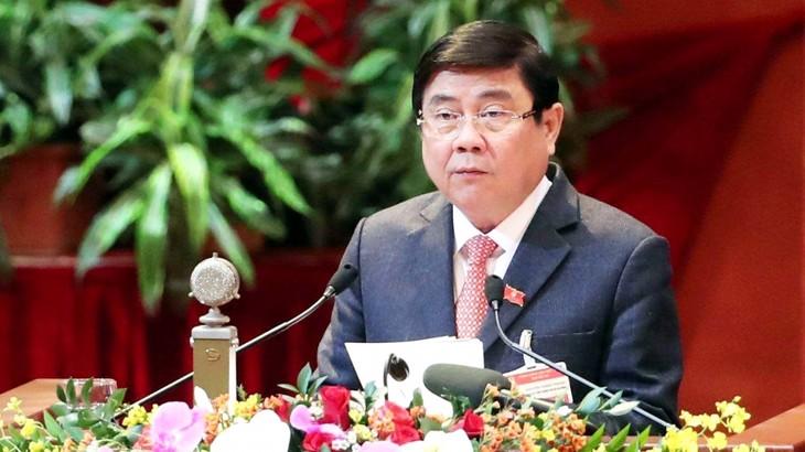 Delegados vietnamitas debaten las metas de desarrollo a corto plazo - ảnh 2