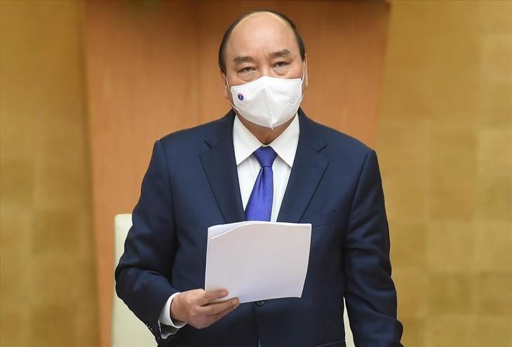 Primer ministro vietnamita pide endurecer las medidas antiepidémicas - ảnh 1