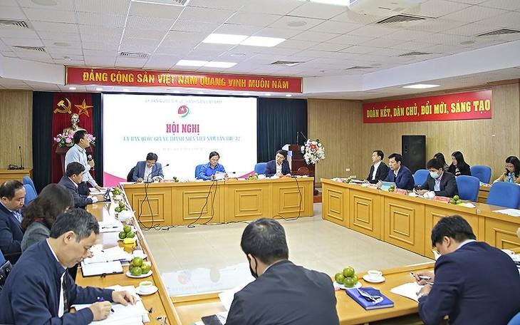 Celebran la 32ª Conferencia del Comité Nacional de la Juventud de Vietnam - ảnh 1