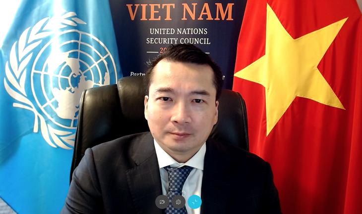 Vietnam apoya el fortalecimiento de la cooperación multifacética entre la ONU y la OSCE - ảnh 1