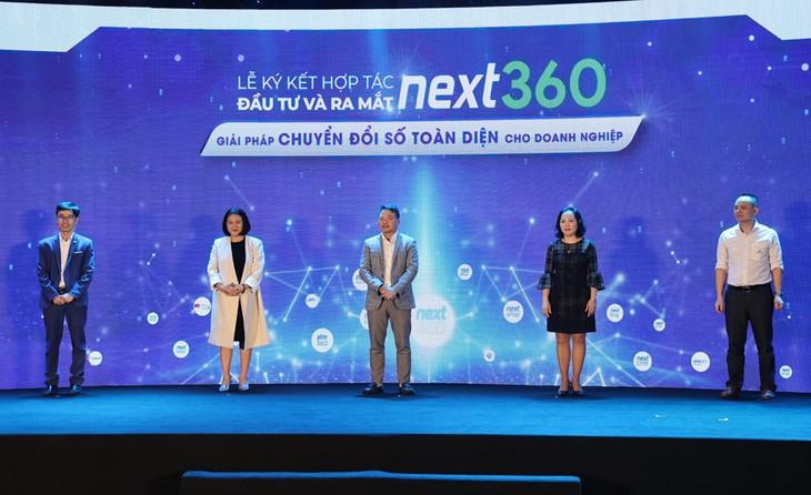 Lanzan un conjunto de soluciones de transformación digital para pequeñas y medianas empresas vietnamitas - ảnh 1