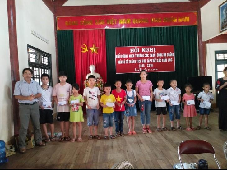 Un clan étnico apasionado con el estudio en la provincia de Son La - ảnh 1