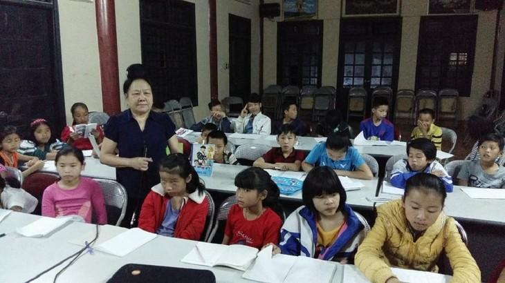 Un clan étnico apasionado con el estudio en la provincia de Son La - ảnh 2