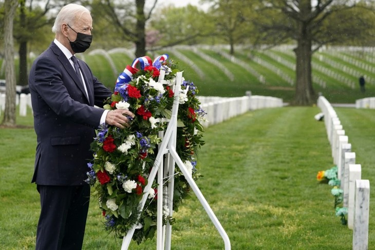 Presidente estadounidense anuncia retiro de soldados de Afganistán - ảnh 1