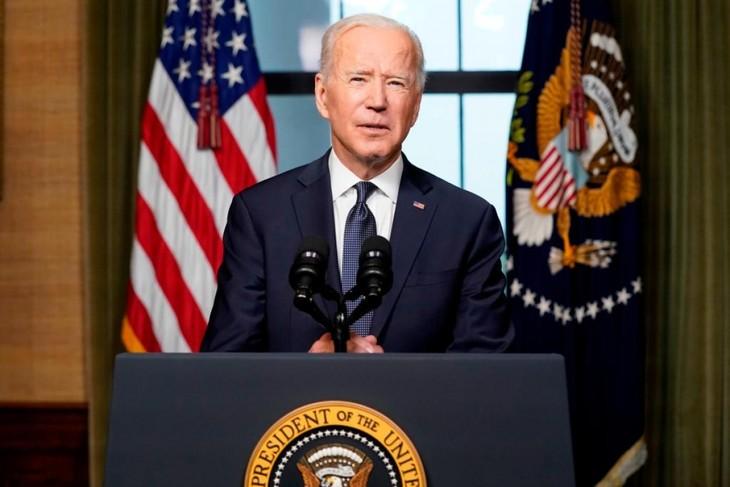 Retiro de tropas estadounidenses de Afganistán, esperanza de un futuro de paz - ảnh 1