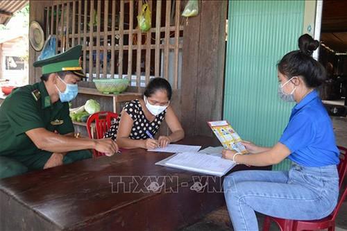 Vietnam reporta seis nuevos casos importados del covid-19 - ảnh 1