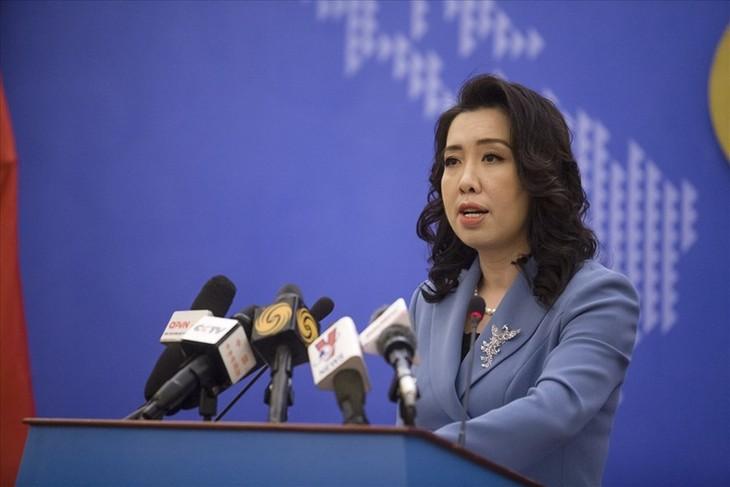 Vietnam dispuesto a apoyar a la India en la lucha contra el covid-19 - ảnh 1
