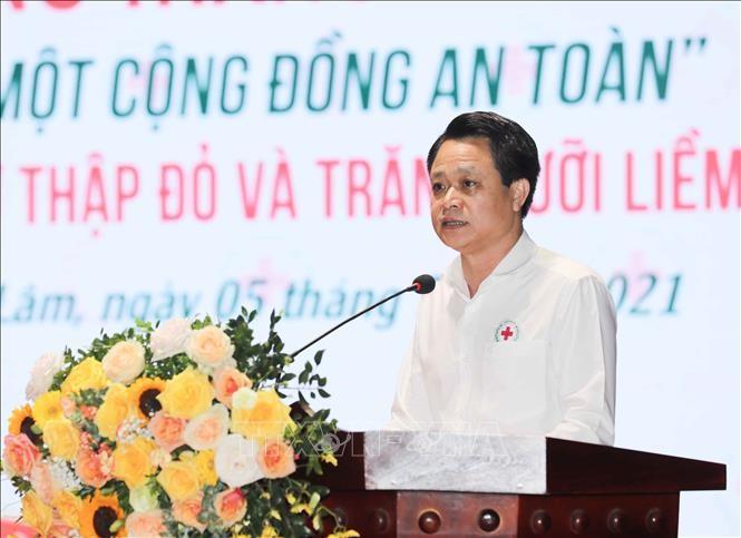 Lanzan Mes Humanitario 2021 en Vietnam - ảnh 1
