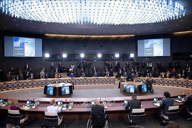 Líderes de la OTAN respaldan la agenda 2030 - ảnh 1