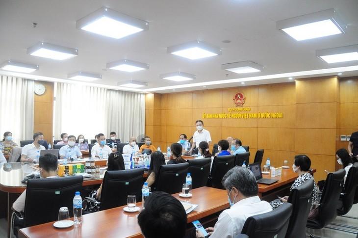 Apoyan el acercamiento de productos vietnamitas a mercados europeos - ảnh 1