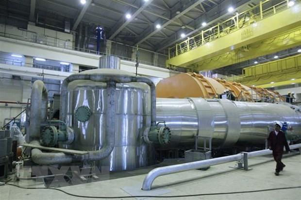 Irán considera la posibilidad de prolongar el acuerdo sobre monitoreo nuclear con el OIEA - ảnh 1