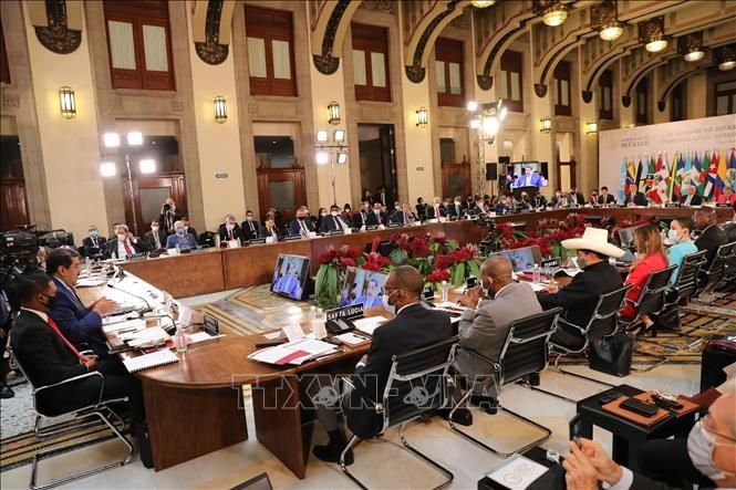 Concluye VI Cumbre de la CELAC con una declaración conjunta - ảnh 1