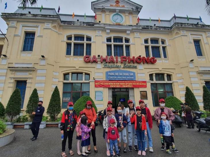 Sector turístico de Hai Phong se adapta para su recuperación post pandemia - ảnh 1