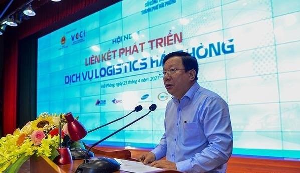 Hai Phong aspira a ser un centro de servicios logísticos de la región y el mundo - ảnh 2