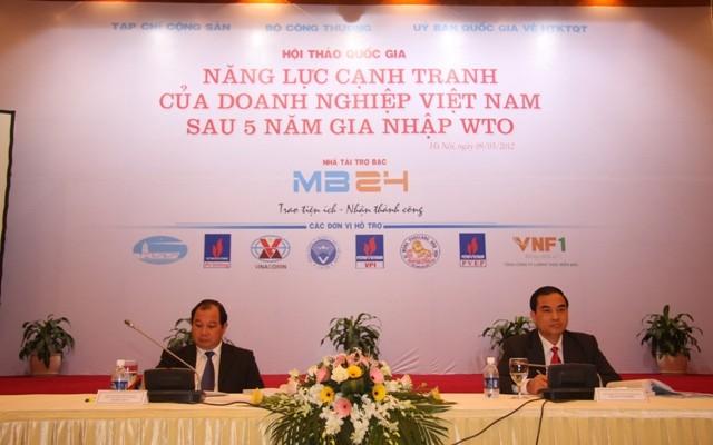 Logros y retos de Vietnam en la OMC - ảnh 1
