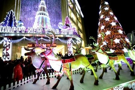 Navidad en diversos lugares del mundo - ảnh 1