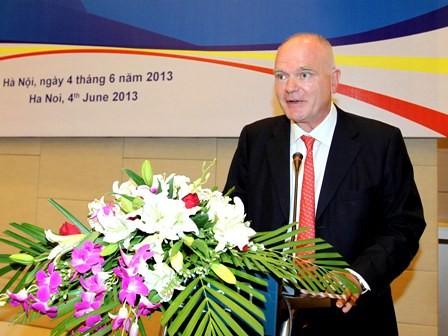 Unión Europea y Vietnam miran hacia vínculos de socios estratégicos integrales - ảnh 2