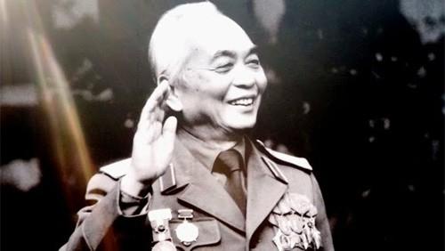 General Vo Nguyen Giap en la corriente histórica de la nación - ảnh 1