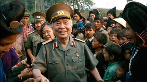 General Vo Nguyen Giap en la corriente histórica de la nación - ảnh 2