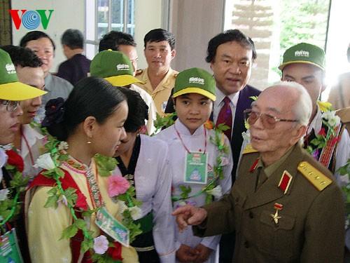 General Vo Nguyen Giap en la corriente histórica de la nación - ảnh 3